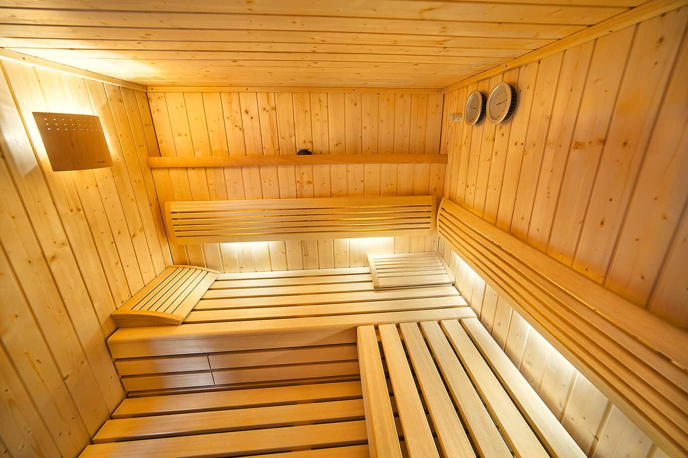 Sauna Penzion Zet