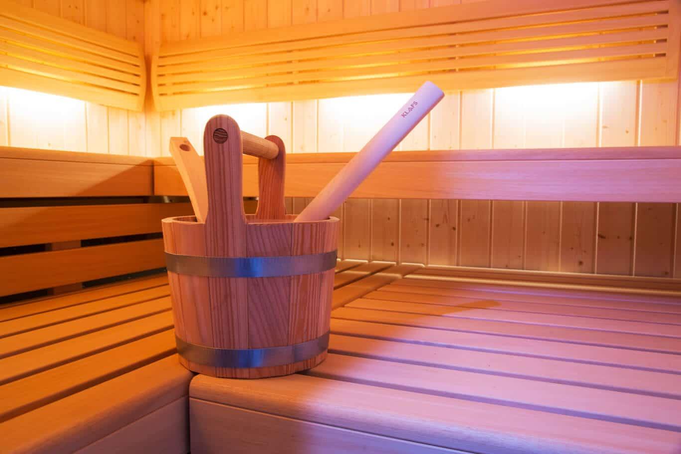 Sauna Ružbachy